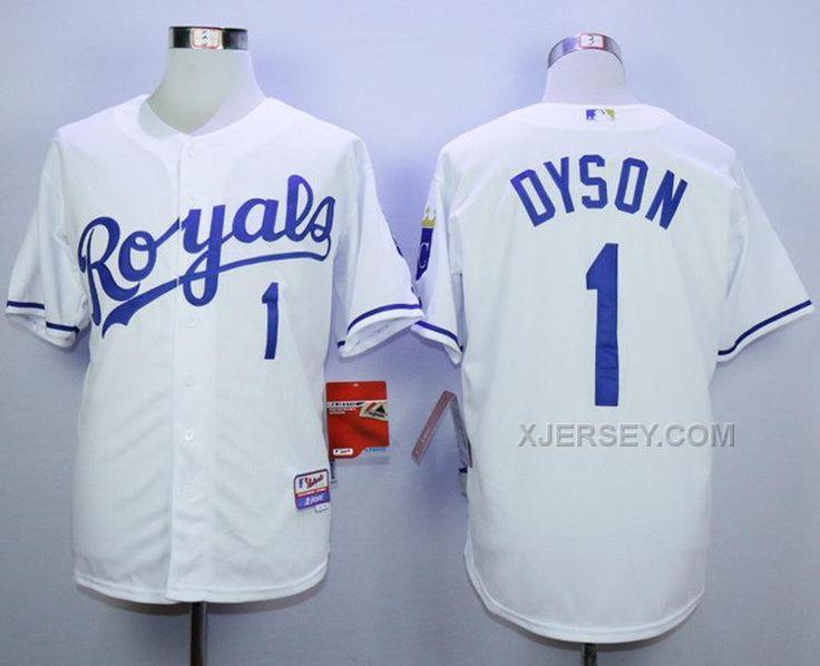 18ec4f100 ... httpwww.xjersey.comroyals-1-jarrod- Kansas City Royals 1 Jarrod Dyson  Light Blue Alternate 1 Cool Base Stitched MLB Jersey Mens ...