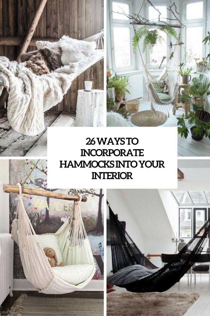 Best 25+ Indoor hammock ideas on Pinterest | Hammock bed, Indoor ...