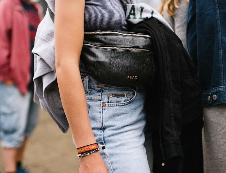 Are you going to a festival ? In that case bumbags are essential!