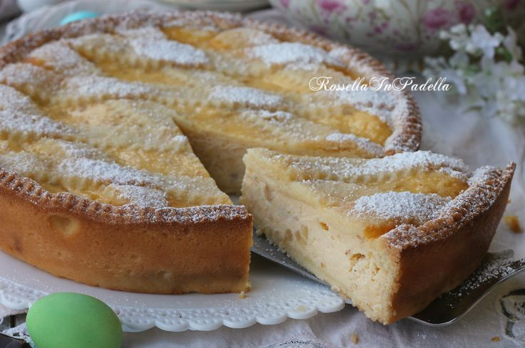 Neapolitan pastries, traditional recipe