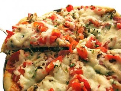 Rýchle cesto na pizzu