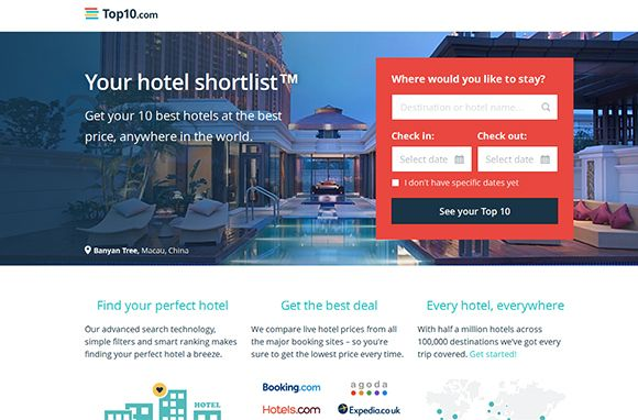 Your Hotel Shortlist-A new way to find the best hotel rates, love it and so easy to use.