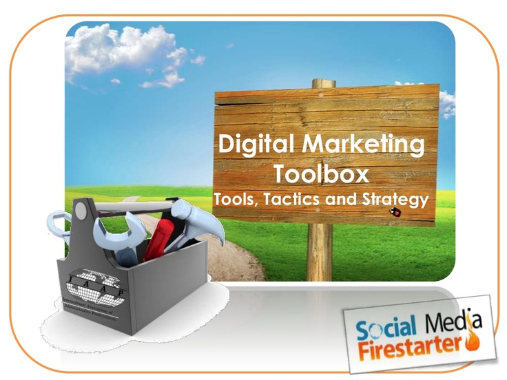digital marketing tools and techniques pdf