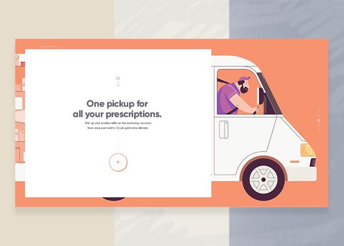 """Check out this @Behance project: """"PrescribeWellness Branding & Website"""" https://www.behance.net/gallery/43882479/PrescribeWellness-Branding-Website"""