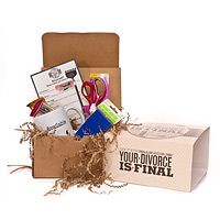 YOUR DIVORCE IS FINAL KIT|UncommonGoods