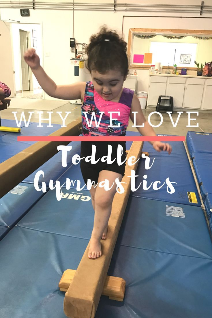 Why We Love Toddler Gymnastics