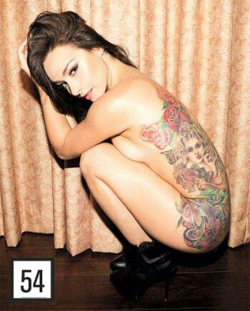 Danielle Harris Ass