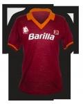 La Maglia della Roma stagione 1982/83
