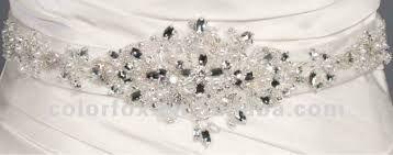 Resultado de imagen para cinturones de novia bordados