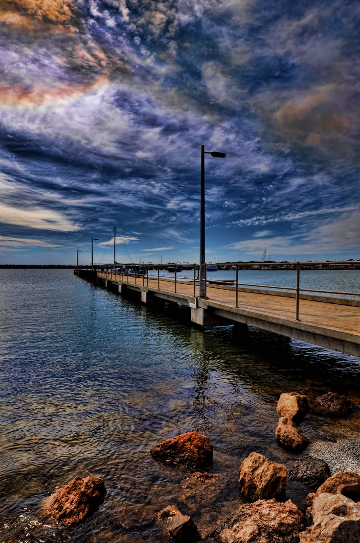 Jurien Bay Jetty, WA - last visited Jan'13.