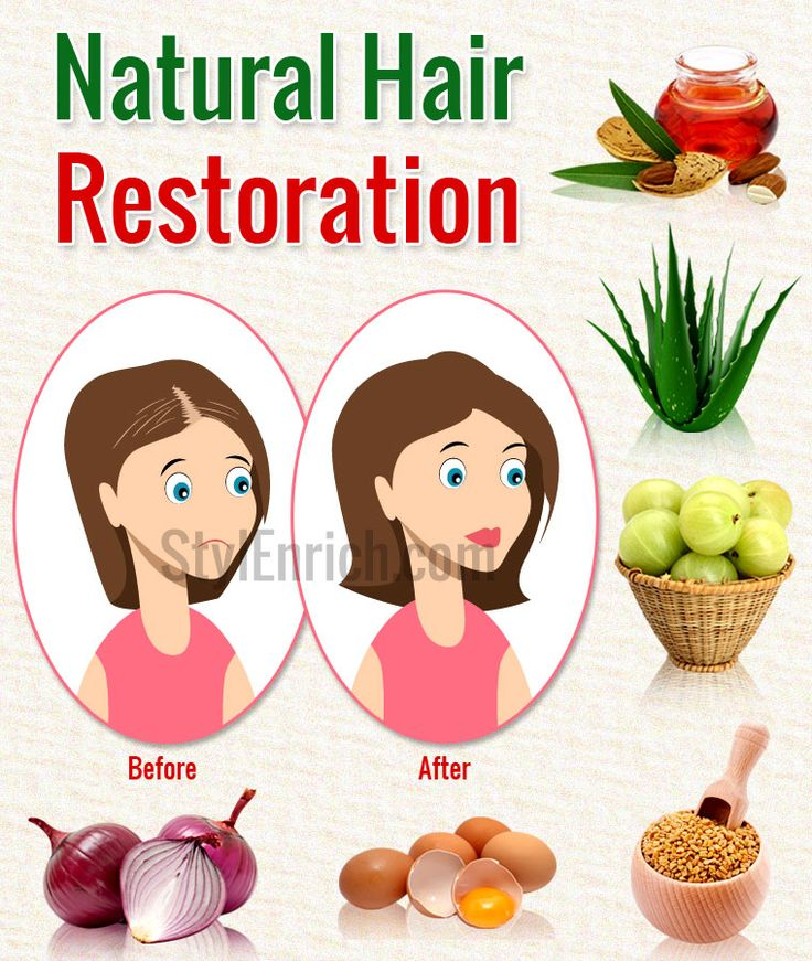 Natural Hair Restoration: Home Remedies That Will Fade Your Hair Worries!