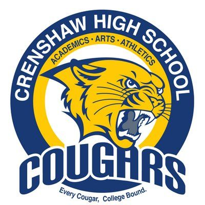 Crenshaw High School CA.