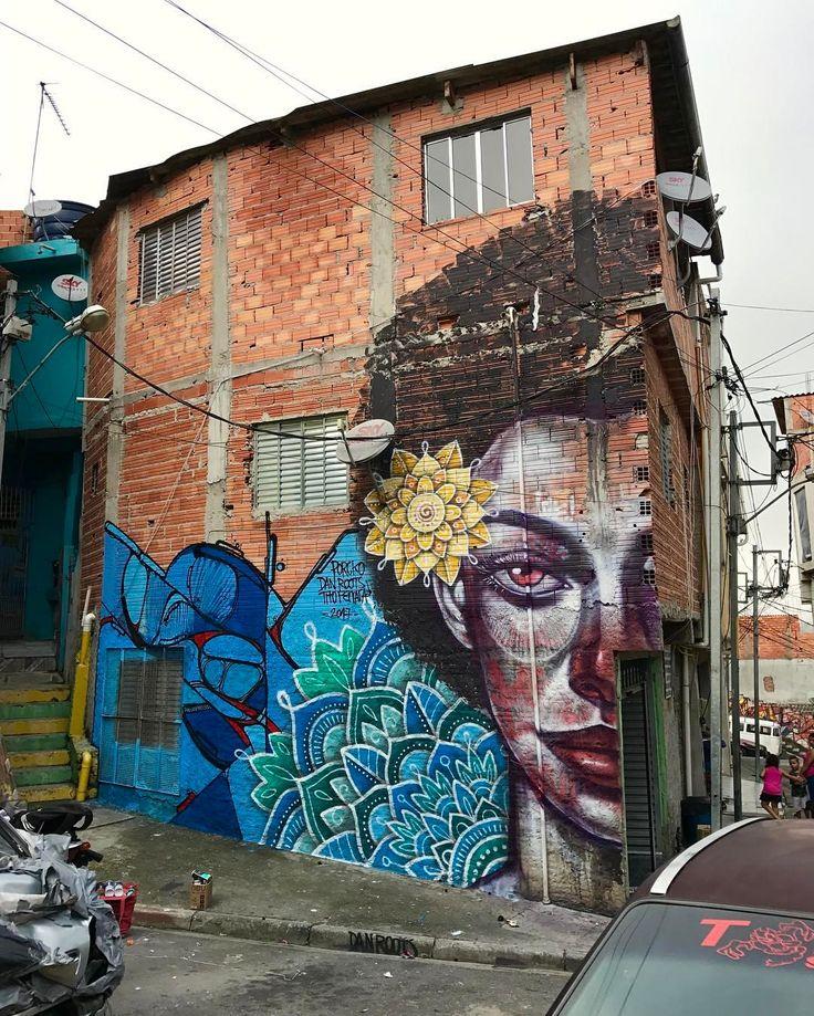 Tito Ferrara x Danilo Roots / São Paulo, Brazil area.
