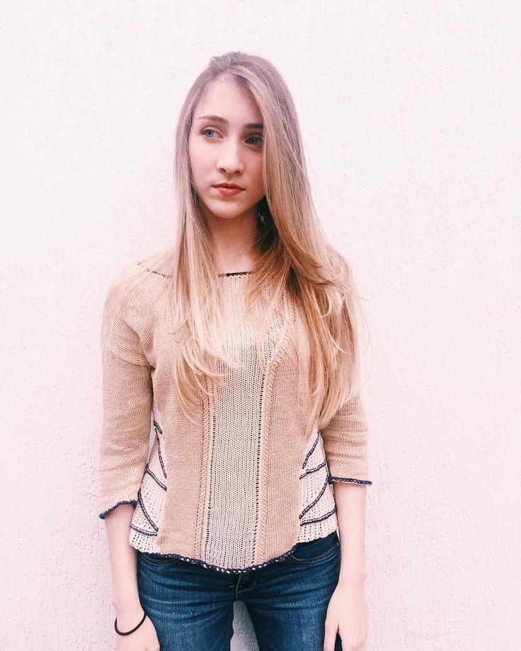 """378 Me gusta, 8 comentarios - Ventino (@ventinoficial) en Instagram: """"Así quedó Olga después del Makeover!  #ventino #blondeshavemorefun #makeover"""""""