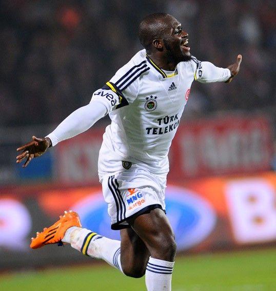 Medical Park Antalyaspor - Fenerbahçe   #7 Moussa Sow