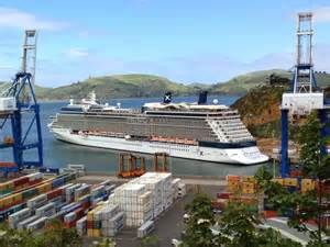 Port Chalmers Cruise Port