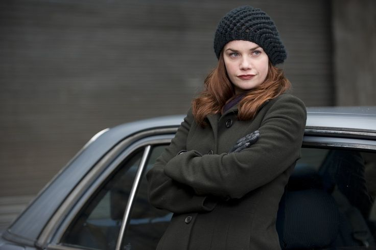 Luther TV show, Ruth Wilson, actress wallpaper