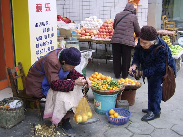 My Graced Journey: Teaching ESL in China: Liuzhou (2006)