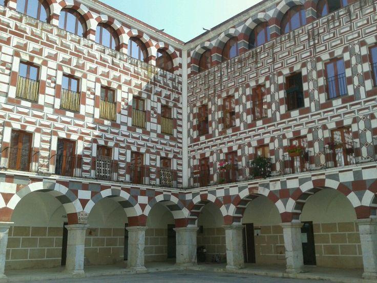 Badajoz in Badajoz, Extremadura