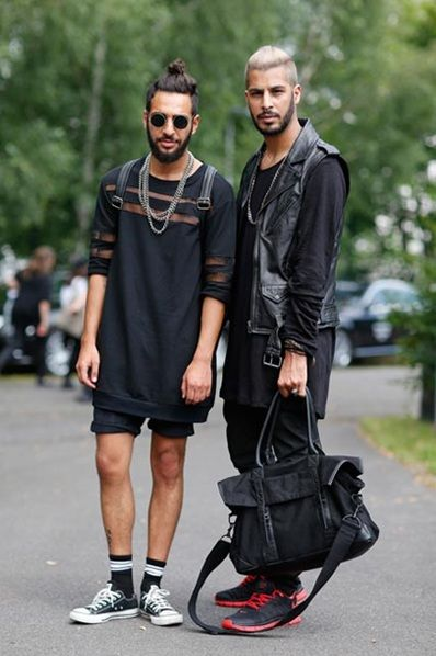 Men 39 S Street Style Berlin Matching Mates Bob Trotta Is A High End Men 39 S Fashion Consultant