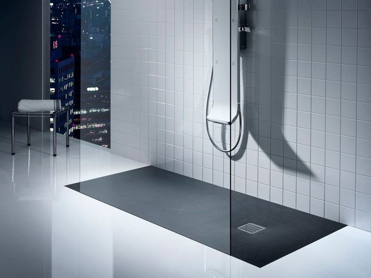 Anti Slip Rectangular Shower Tray Terran By Roca Doccia Cabina Doccia Vasca Da Bagno Doccia