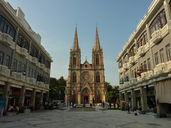 Sacred Heart Cathedral, Guangzhou – China