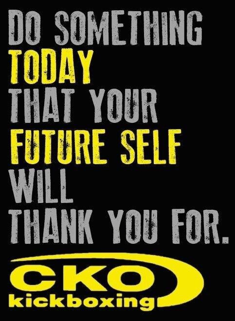 love this quote! and it's so true!  #cko #kickboxing