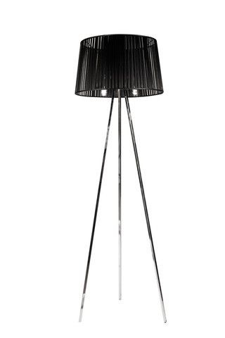Victoria floor lamp black