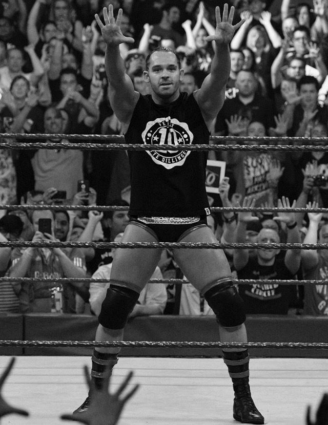 Tye Dillinger debuts on SmackDown - 4/4/17