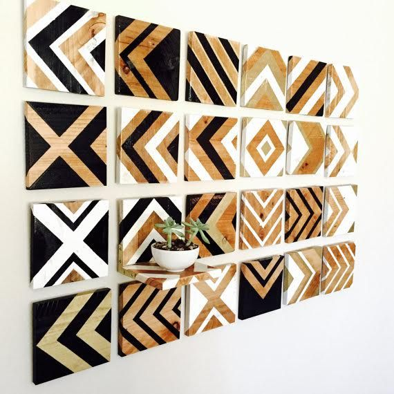 Wood sculpture with shelf by Natalia Heiser....Custom Commissions and similar styles available at Seattleartsource.com