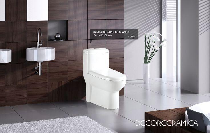 Descubre la fusión de la ergonomía, consumo y diseño del #sanitario Apollo. #Decorceramica  http://bitly.com/1f6ccVB