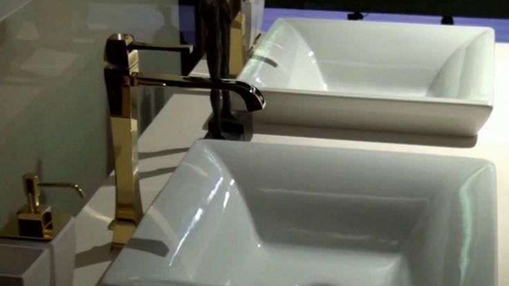 Gessi Mimi Armaturen, Waschbecken, Badewanne und Zubehör