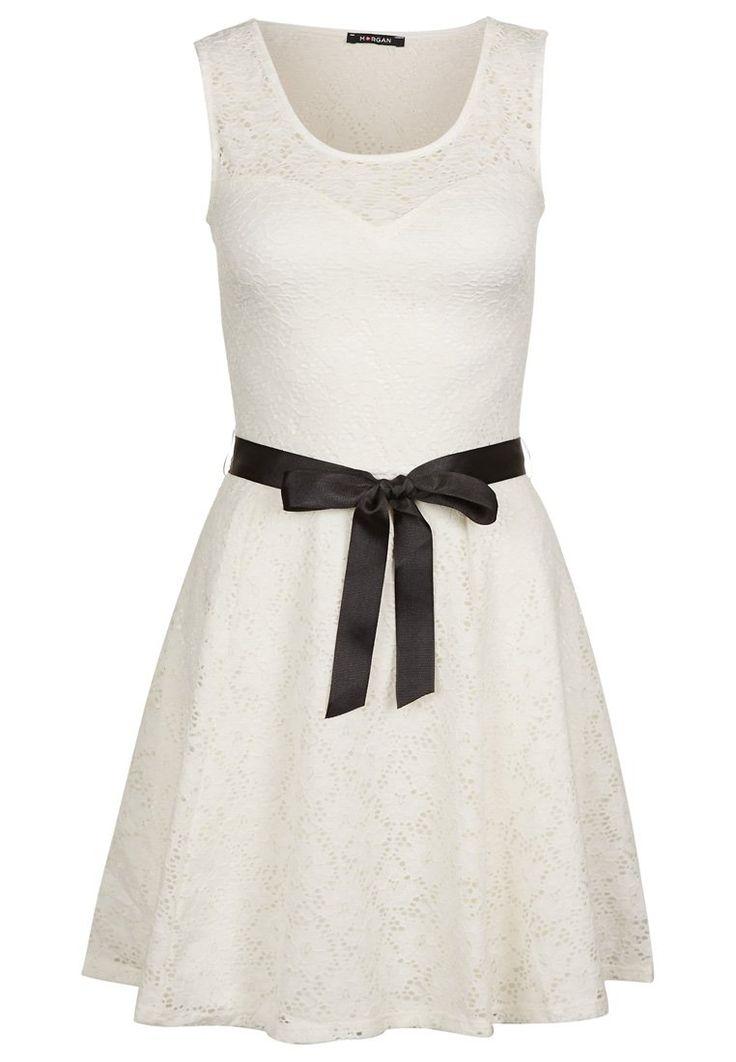 Morgan - Cocktailkleid / festliches Kleid - weiß