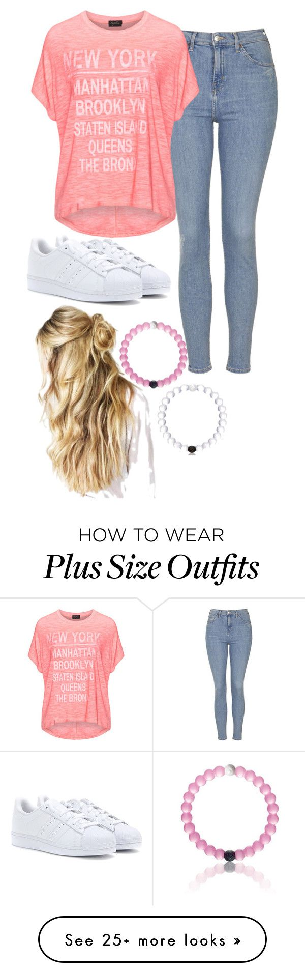 """""""quick & cute saturday outfit"""" by basic-penguin on Polyvore featuring Topshop, Replace, adidas, women's clothing, women, female, woman, misses and juniors"""