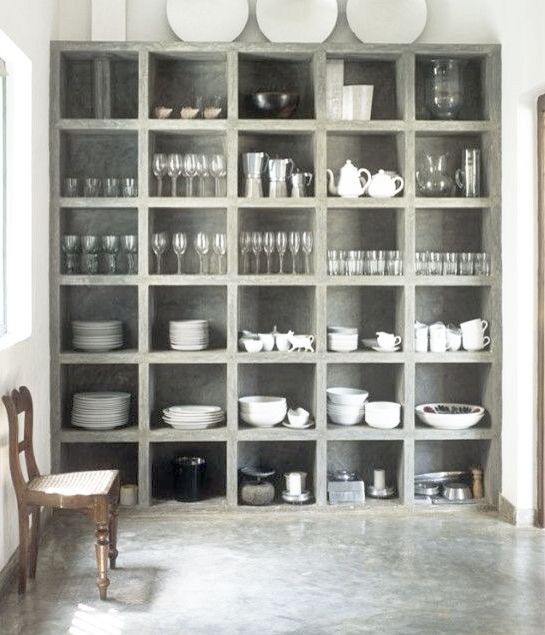 Shallow Open Pantry Shelves In Kitchen: 60 Best Storage, Pantry, & Laundry Room Barn Doors Images