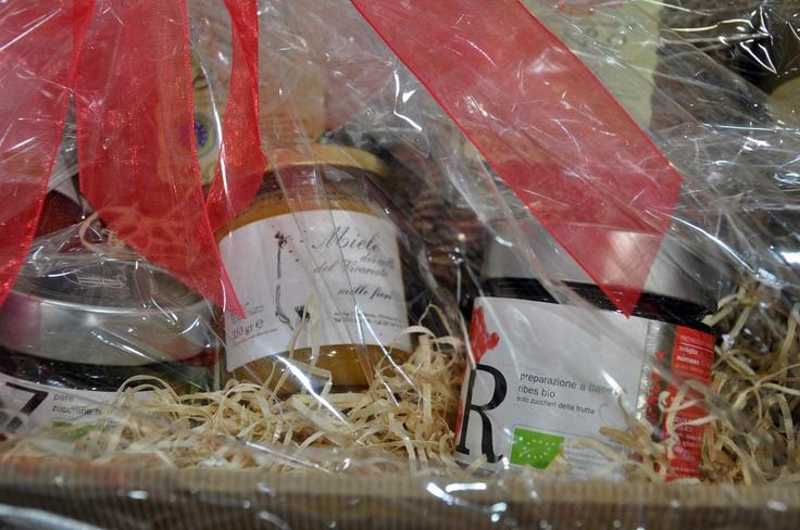 Miele e marmellate nei vostri cesti natalizi