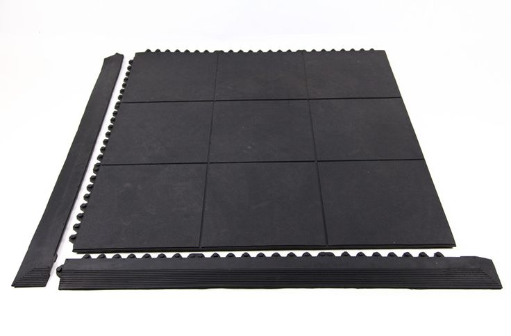 Evolution Rubber Tiles - High Impact Interlocking Rubber Tiles