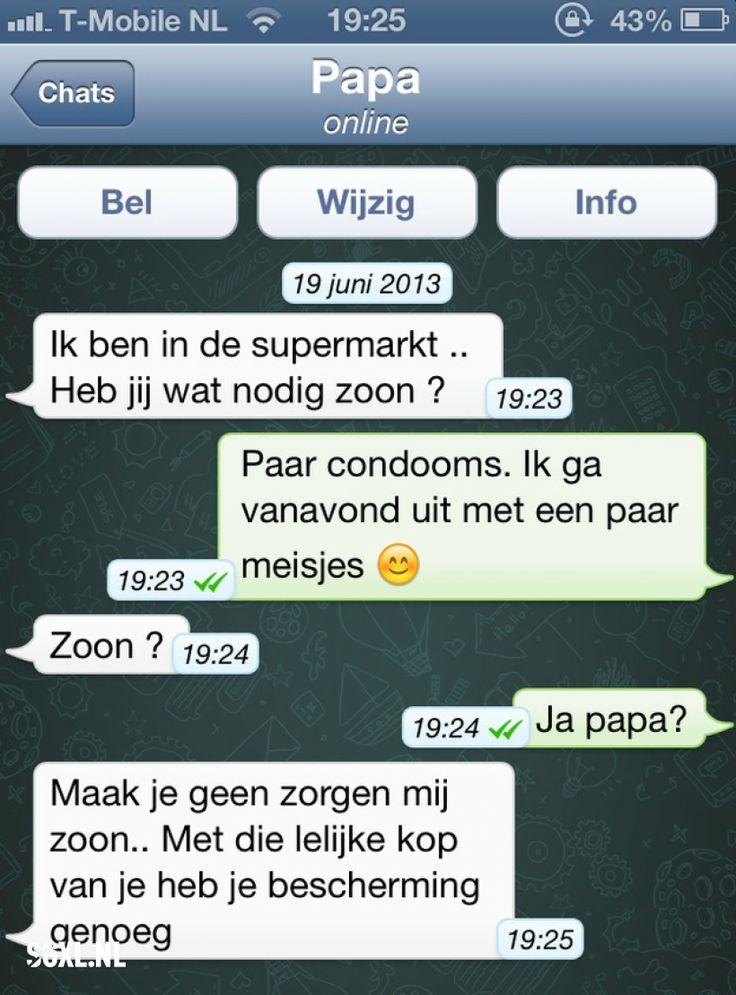 Whatsapp Conversaties