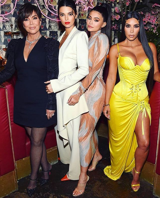 kardashians 2018 kimkardashian kyliejenner. Black Bedroom Furniture Sets. Home Design Ideas