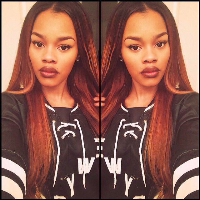 Fantastic 1000 Images About It Girl Teyana Taylor On Pinterest Short Hairstyles For Black Women Fulllsitofus