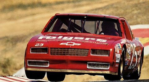 1989 - Ken Schrader Banquet Frozen Foods 300 Sears Point International Raceway