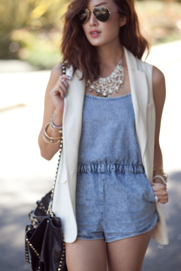 17 Best images about Overalls on Pinterest | Rompers, Palazzo ...