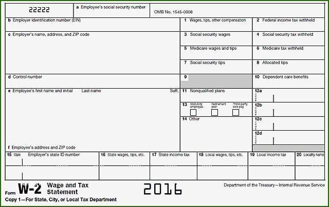 13 Shocking W 2 Template 2014 In 2020 W2 Forms Tax Forms Irs Tax Forms