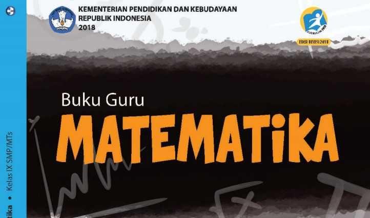 Buku Matematika Kls 9 K13