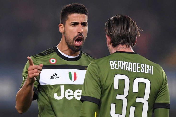 Khedira rescata a la Juve contra nueve jugadores