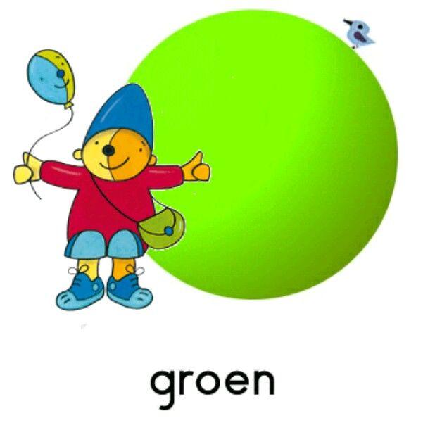 groen pompom