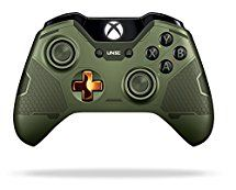 Xbox One Limited Edition Halo 5: Guardians Master Chief Wireless Controller. *Click Image For Details*.