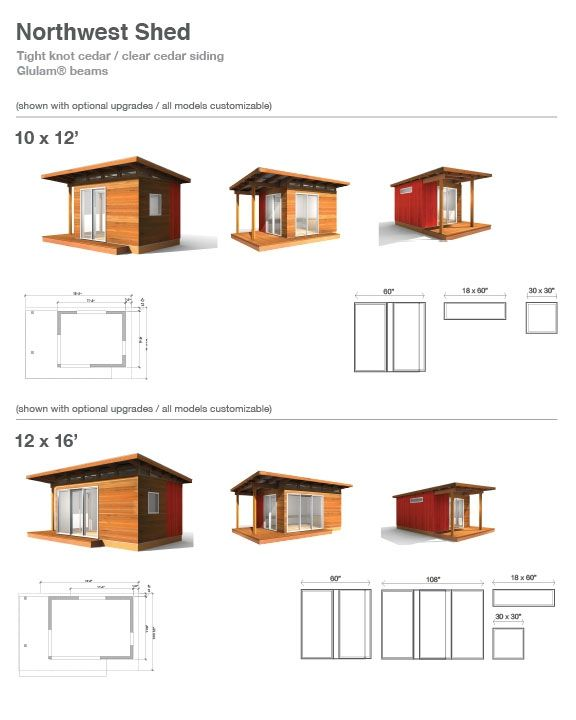 Modern Shed Diy Kits To Put Together For Extra Space In Backyard