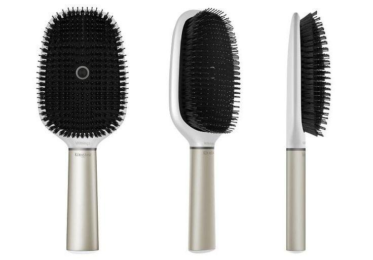 escova inteligente da L´Oréal Kérastase Hair Coach Powered By Withings