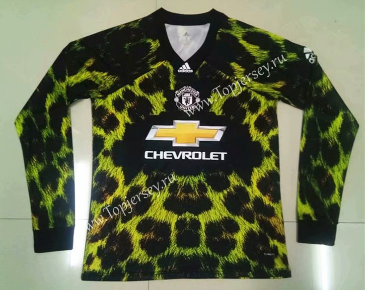 Limited Edition 2018-19 Manchester United Leopard Print